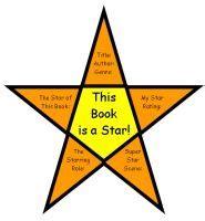 Non fiction book report form 4th grade